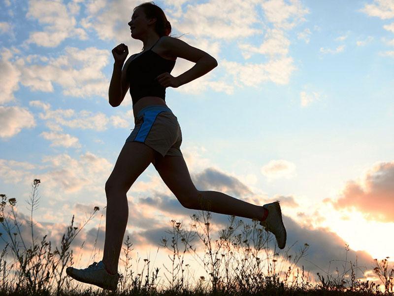 Mujer y running. Consejos para tu seguridad.