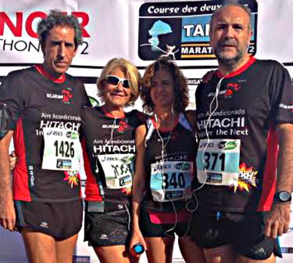 Behobia - San Sebastián y los 10 Km y media maratón de Tánger
