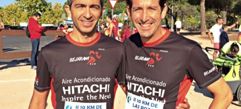 Los maratones de Joaquín Delgado con #Vitalrunners