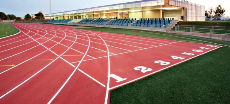 Pista de atletismo: normas de uso
