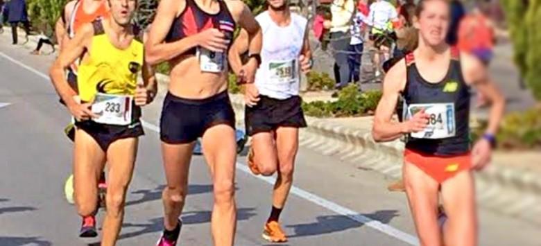 Sonia Bejarano vence en la Media Maratón de Getafe