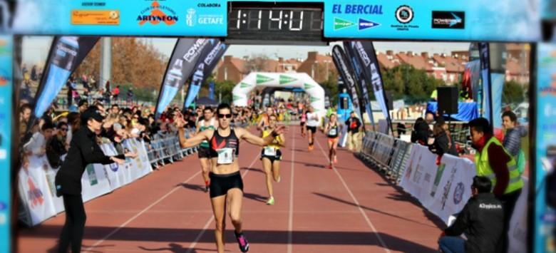 Preparar una media maratón