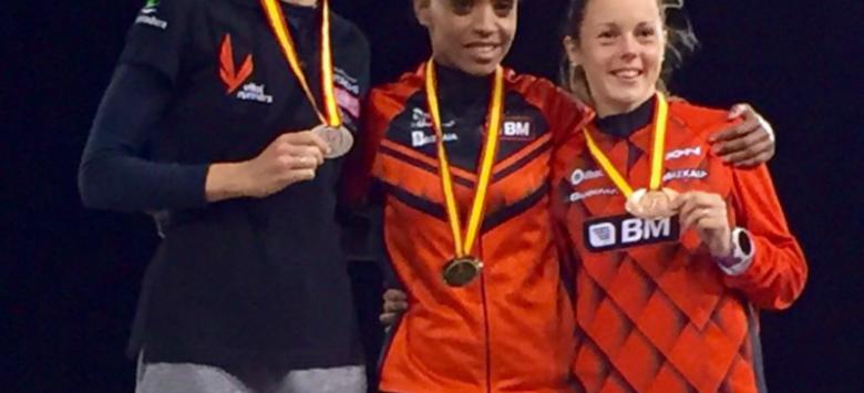 Subcampeonato de España de 10.000m de Sonia Bejarano
