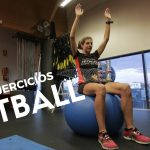 Ejercicios con fitball para runners