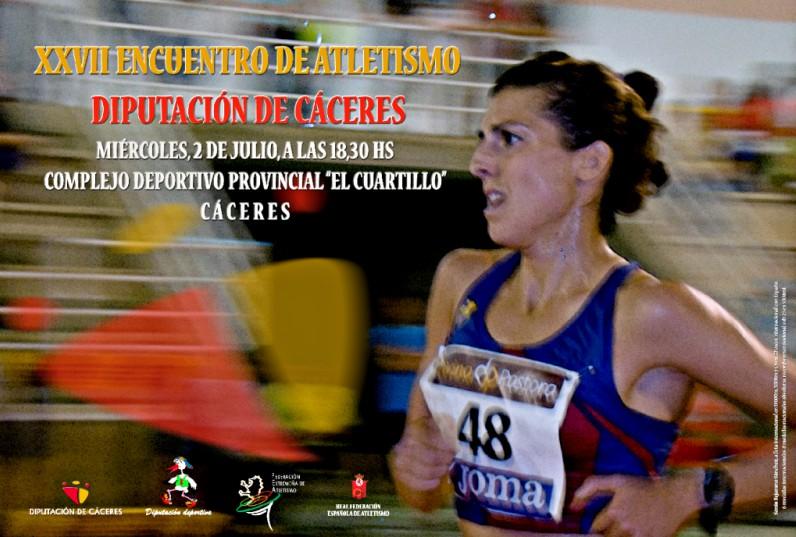XXVII Encuentro Diputación de Cáceres