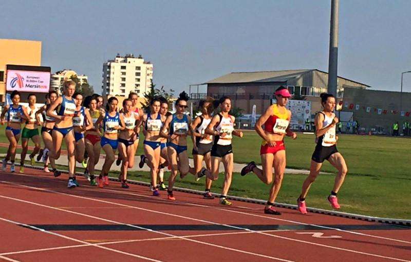 Copa de Europa 10.000 m Mersin (Turquía)