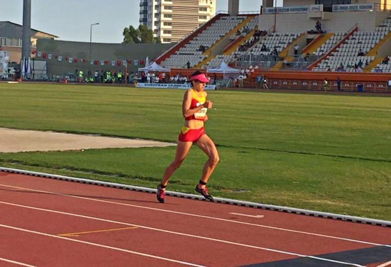 Copa de Europa 10.000 m Mersin Turquia