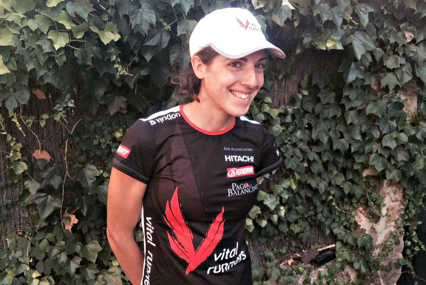 2º puesto en los 3000m del Meeting de Cáceres 2016