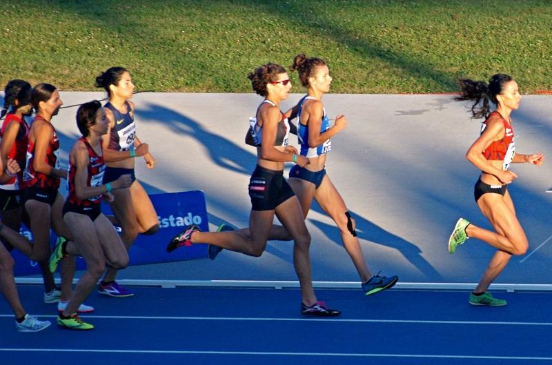 Campeonato de España 5000m Gijón