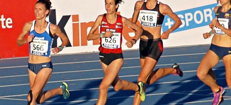 4º puesto en el Campeonato de España de 5.000m Gijón 2016