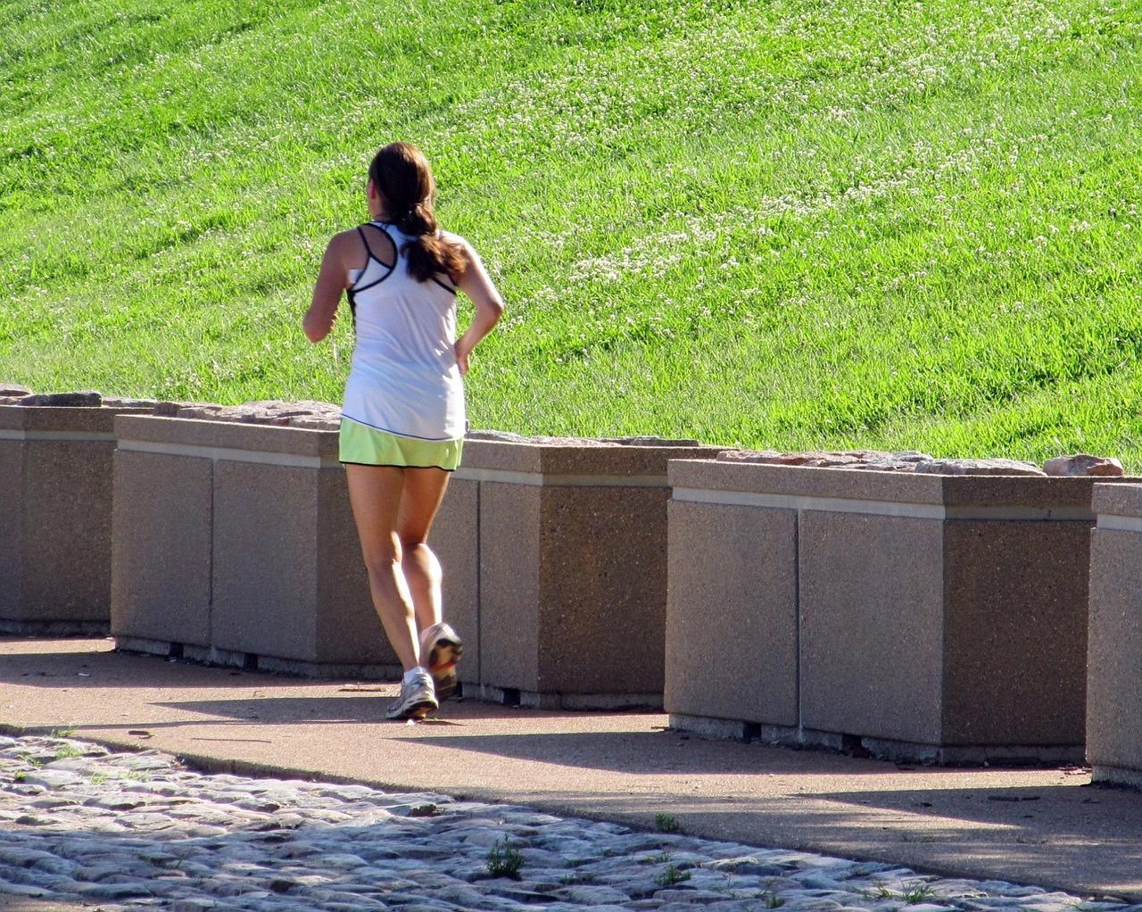 Running mujeres