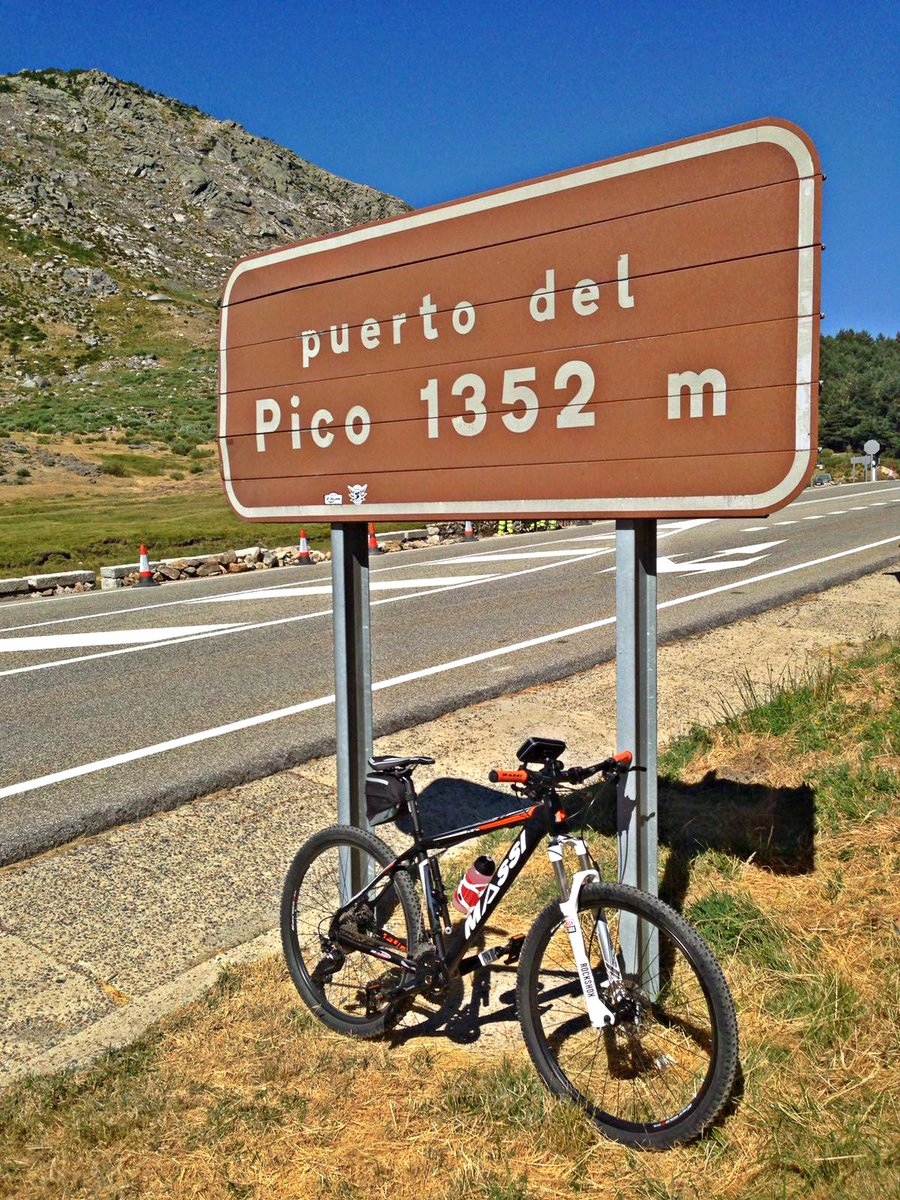 Puerto del Pico Ávila