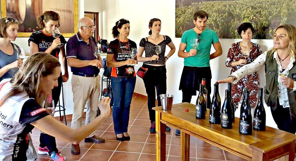 Visita a la bodega Pago Los Balancines 2016: La democratización del vino