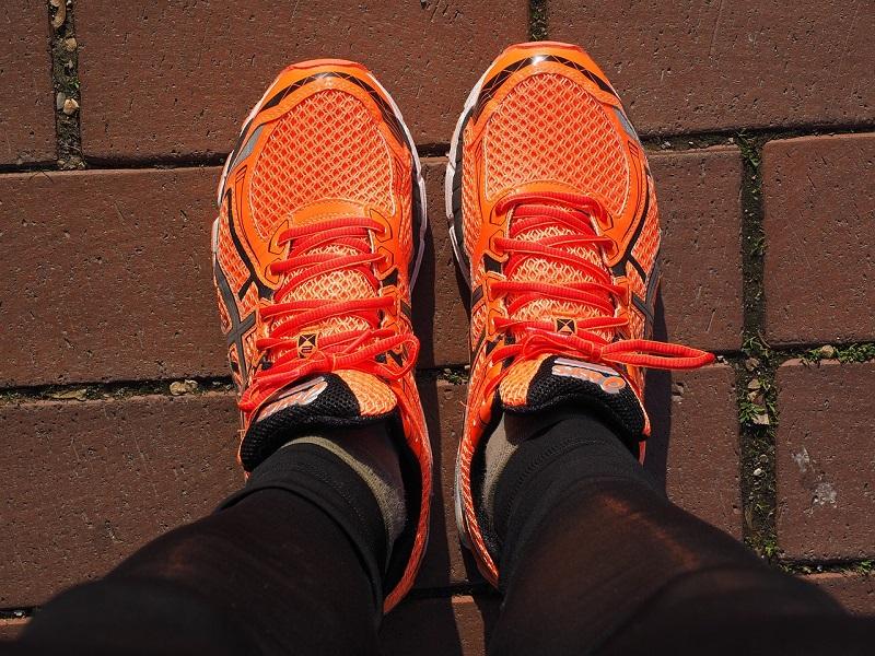 Cómo elegir zapatillas de running - cordones